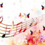 musical-notes-butterflies