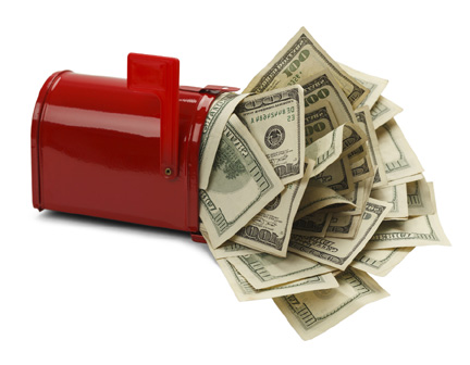 A Creative Visualization to Attract Money in the Mailbox | Andrea ...