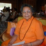 Our Mataji, Ma Yoga Shakti
