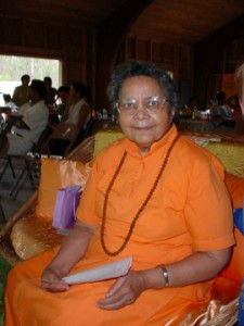 Our beloved  Guru, Mataji, Ma Yoga Shakti  Saraswati Maha Mandleshwar