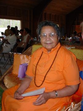 Our Mataji, Ma Yoga Shakti Mahasamadhi 2-20-15