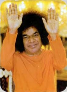 Sai.Baba blessing