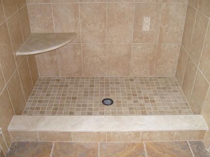We Ve Got The Concrete Board Up Andrea De Michaelis