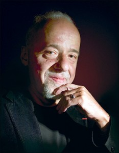 Paulo Coelho, pronounced Co-El-You