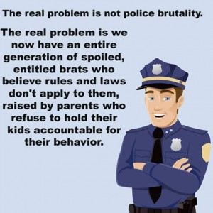 policeman text