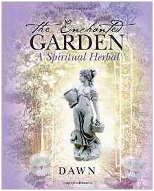 Dawn book cover Enchanted Garden
