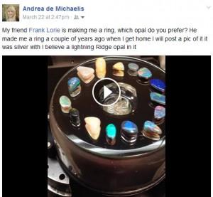 Frankie ring FB post 1