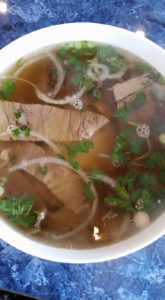 Pho Viet is back to their original dark flavorful broth so they're back to being the fave!