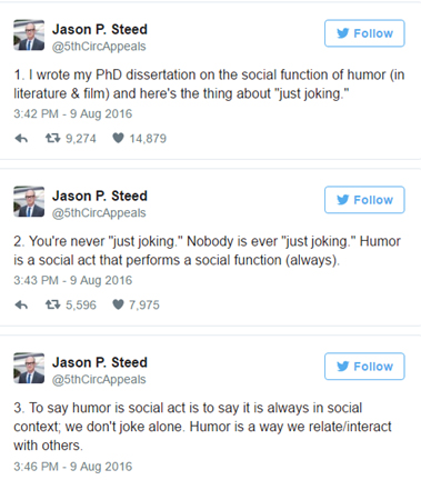 jason steed twitter