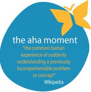 a-ha-moment