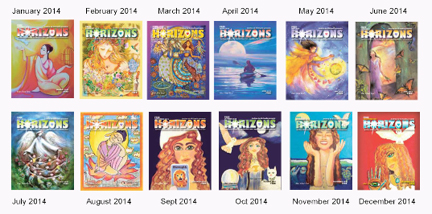 mag covers 2014 for HM past issues copy